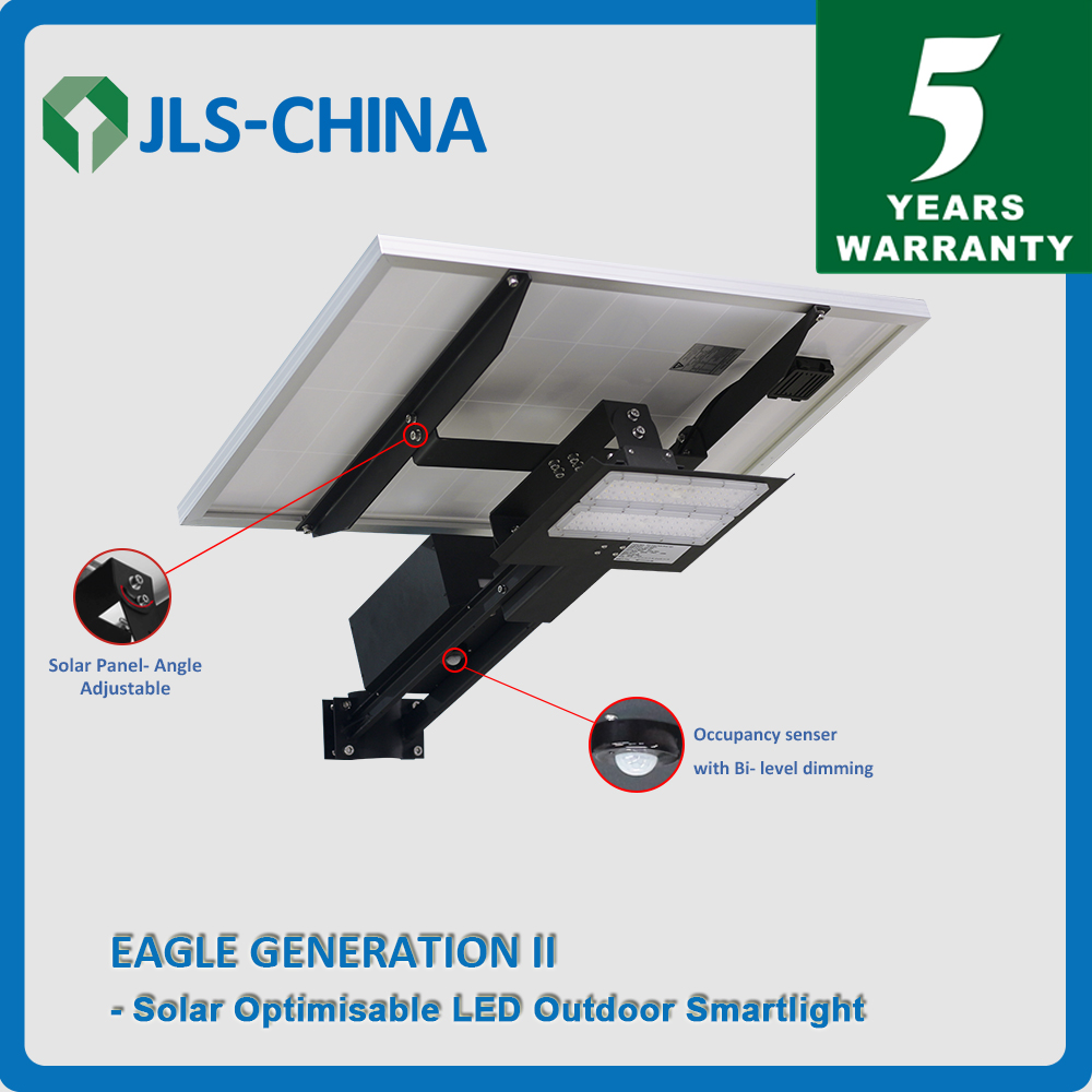 60W Solar Optimizable LED Outdoor Smartlight (Generation II)